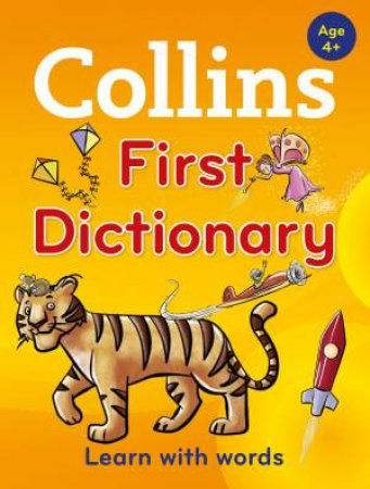Collins First Dictionary by Various