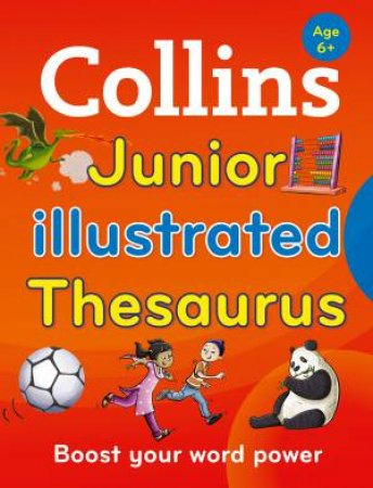 Collins Junior Illustrated Thesaurus-2nd Ed. by Various