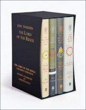 The Lord of the Rings Boxed Set 60th Anniversary Edition
