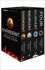 Divergent Series Box Set Books 14 Plus World of Divergent