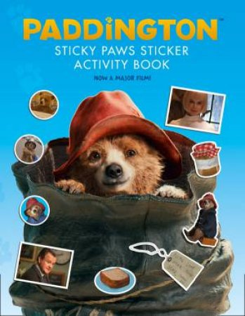 Paddington Movie: Paddington's Sticky Paws Sticker Collection