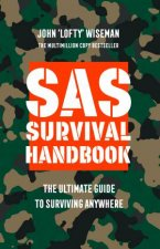 SAS Survival Handbook The Definitive Survival Guide  New Ed