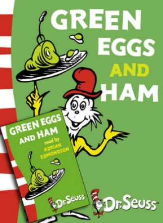 Dr Seuss: Green Eggs And Ham - Book & Tape by Dr Seuss