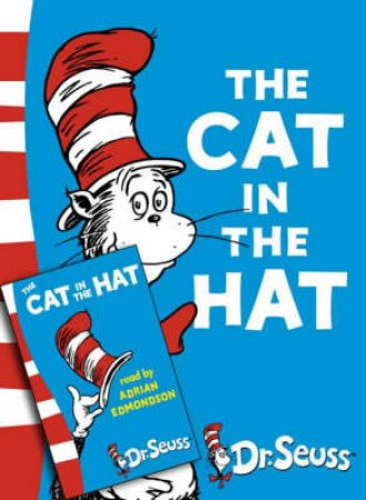 Dr Seuss: The Cat In The Hat - Book & Tape by Dr Seuss