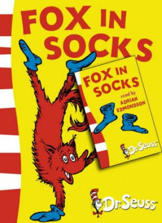 Dr Seuss: Fox In Socks - Book & Tape by Dr Seuss