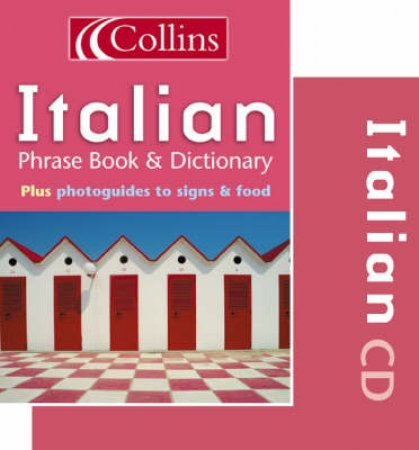 Collins Italian Language Pack - CD by Unknown
