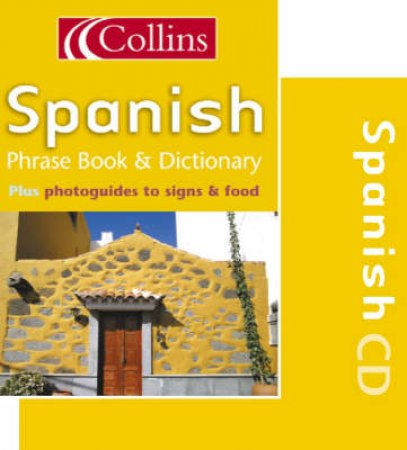 Collins Spanish Language Pack - CD by Unknown