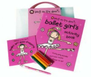 Bang On The Door Activity Pack: Groovy Chick by Unknown
