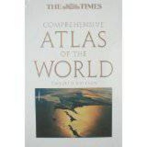Times Comprehensive Atlas of the World - Twelfth Edition (white) by Various