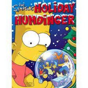 The Simpsons Holiday Humdinger by matt Groening