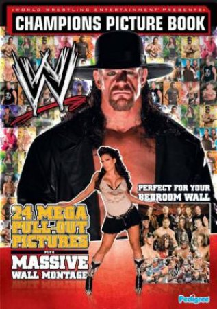 WWE Champions Mega Picture Book by Various