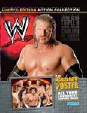 WWE Raw Action Storybook by Various