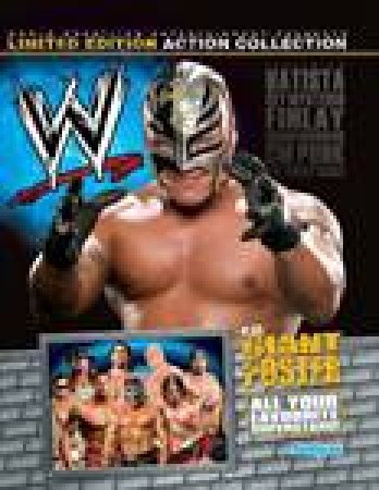 WWE Smackdown Action Storybook by Various
