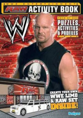 WWE Raw Champions Special Activity Book by Various