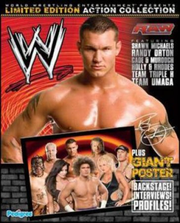 WWE Raw Action Storybook 2 by Various