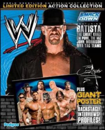 WWE Smackdown Action Storybook 2 by Various