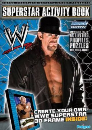 WWE Smackdown Activity Book 4 by Various