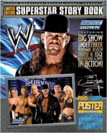 WWE Smackdown Storybook 5 by Various