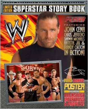 WWE Raw Storybook 5 by Various