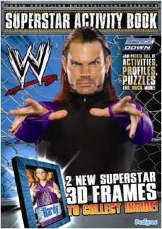WWE Smackdown Activity Book 5 by Various