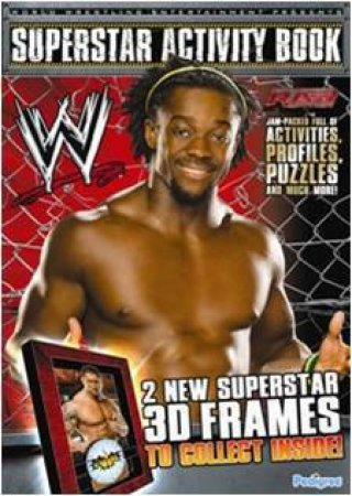 WWE Raw Activity Book 5 by Various