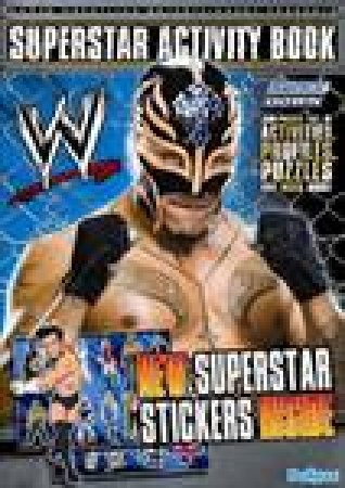 WWE Smackdown Activity Book 6 by Various