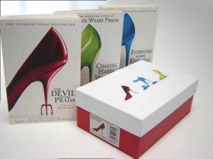 Weisberger Shoe Box by Lauren Weisberger