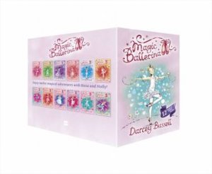 Magic Ballerina Box Set by Darcey Bussell