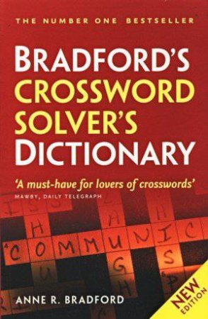 Bradford's Crossword Solver's Dictionary by Various