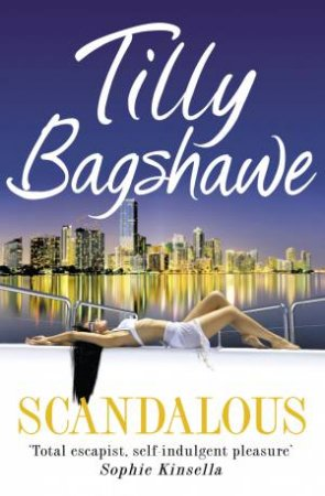 Scandalous by Tilly Bagshawe