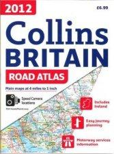 2012 Collins Britain Road Atlas