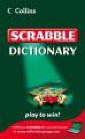 Collins Scrabble Dictionary (B Format Edition) by Various