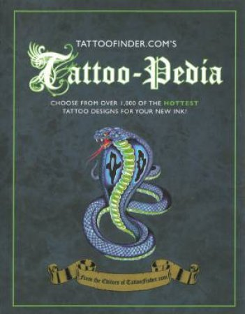 Tattoo-Pedia by Various