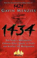 1434 The Year A Chinese Fleet Sailed To Italy And Ignited The Renaissance