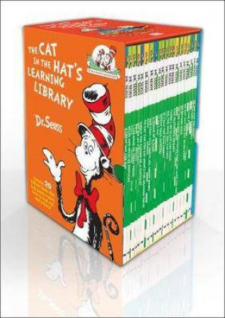 The Cat In The Hat's Learning Library 20 Book Boxset