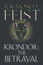 Krondor the Betrayal by Raymond E Feist