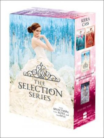 The Selection Box Series (The Selection, The Elite, The One)