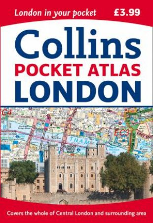 Collins Pocket Atlas: London [New Edition] by Various