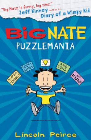 Big Nate - Puzzlemania