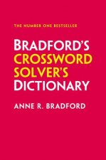 Collins Bradford's Crossword Solver's Dictionary - 10th Ed by Anne R Bradford