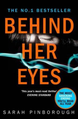 Behind Her Eyes by Sarah Pinborough