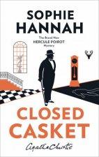 Closed Casket The New Hercule Poirot Mystery