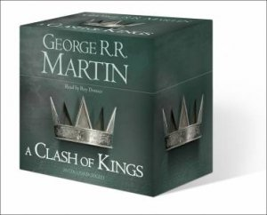 A Song of Ice And Fire (2) - A Clash of Kings [Unabridged Edition] 30CDS