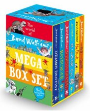 The World of David Walliams: Mega Box Set by David Walliams