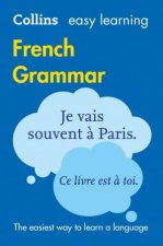 French Grammar Collins Easy Learning 3rd Edition