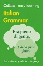 Collins Easy Learning Italian Grammar 3rd Edition