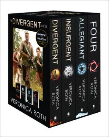 Divergent Series Box Set (Incl. World Of Divergent)