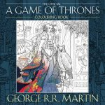 A Game of Thrones The Official Colouring Book