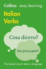 Collins Easy Learning Italian Verbs 3rd Edition