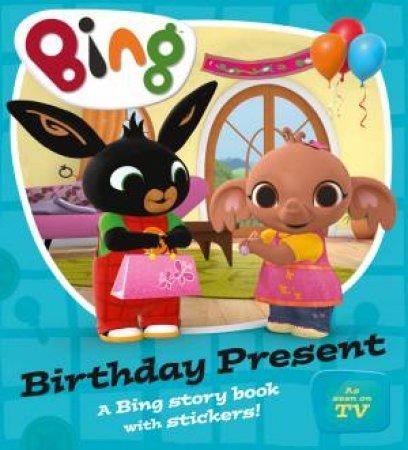 Bing: Birthday Present